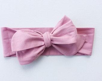 Rose headwrap, headband, headscarf, head wrap