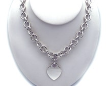 Market Tiffany Co Necklace Tiffany Chain Necklace