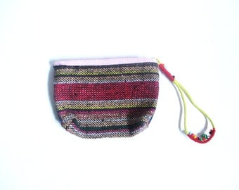 Aztec printed Coin Purse