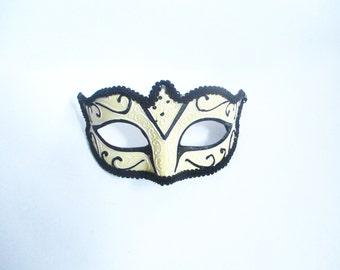 Halloween Masquarde Ballroom Venetian Mask