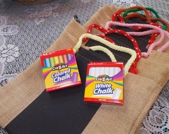 Chalkboard Bag
