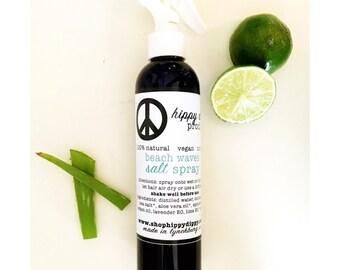 hippy dippy beach wave sea salt hair spray with argan and aloe vera oil- most popular seller!