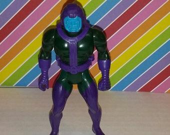 Vintage 1980s Mattel Secret Wars Kang Figure
