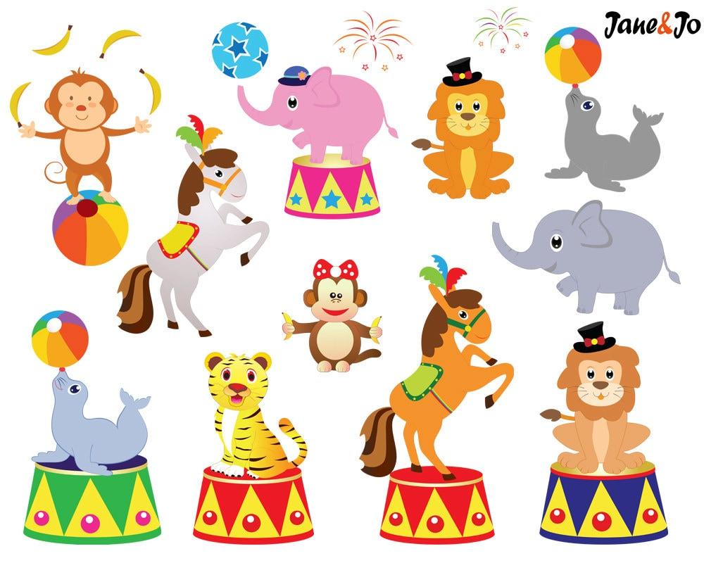 56 circus clipart circus clip art clowns clipart by janejoart - Clipart carnaval ...