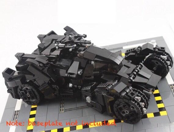 bat mobile moc lego arkham knight batman by mchcustomshop. Black Bedroom Furniture Sets. Home Design Ideas
