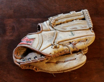 Vintage Willie Mays Autograph Model Baseball Glove/ T11M/ MacGregor
