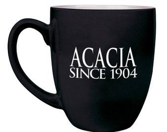 Acacia Bistro Mug