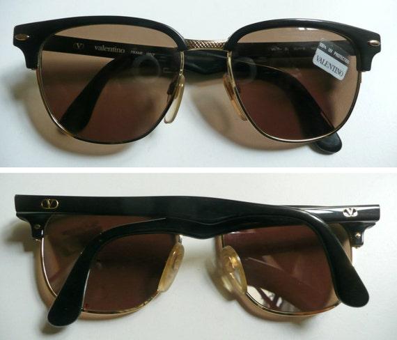Vintage sunglasses Valentino Frame Italy VG11