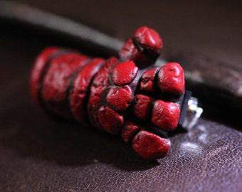 Hellboy Right Hand of Doom pin