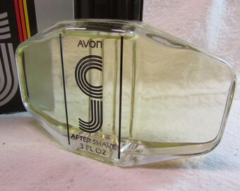 Vintage Avon CJ Aftershave