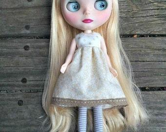 Natural Blythe Dress