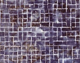 Artisan Batik - BOXED IN ab-14925-293 smoke