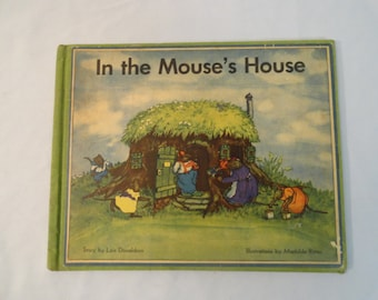 In The Mouse's House By Lois Donaldson 1944