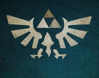 Zelda Inspired Triforce Bag
