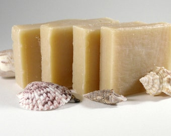 Beer Natural Soap  / Essential Oil Mini Soap, Cold Process Homemade Shea Butter Soap, Moisturizing Soap, Paraben Free