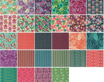 Bright Heart by Amy Butler Fat Quarter Bundle