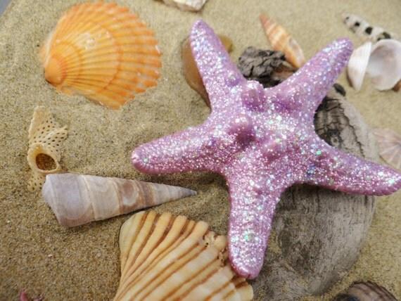 Hairclip I'm Really A MERMAID Starfish Star Fish Hair Clip Pin Hairpin Accessory Barrette Slide Comb Im Ariel Beach Shell The Little H021