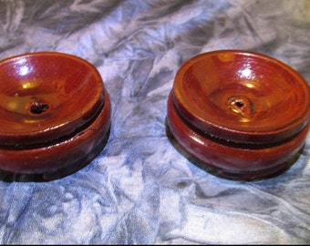 Wood Crystal Ball Stand- Sphere Stands