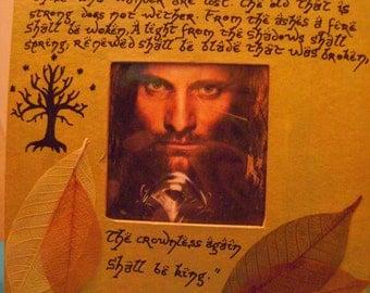 PhotoFrame Aragorn