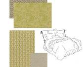 Bedding Duvet Cover - Linen Bedskirt - Linen Coverlet - Linen Pillow Cover - Linen Bedspread