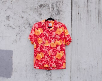 Vintage Islander Button Up