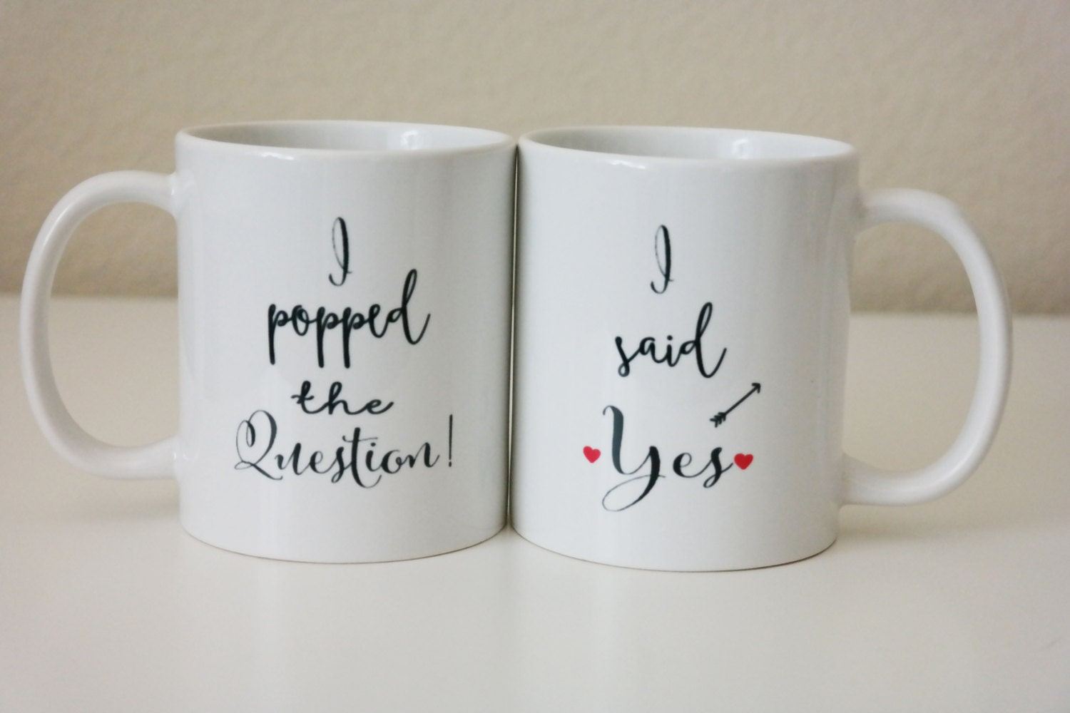 Wedding Gift Mugs Suggestions : Ideas Wedding Gift Mugs engagement coffee mugs announcement i by ...