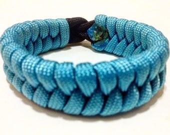 Paracord Bracelet Fishtail Braid