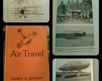 Air Travel by James E Mooney
