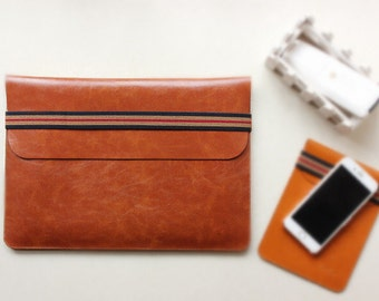 """Macbook Case.leather case for Macbook air/pro 11"""" 12"""" 13"""" 15"""""""