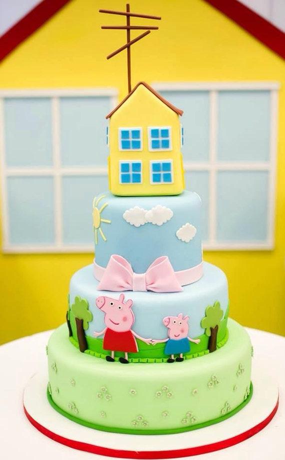 Where Can I Buy A Peppa Pig Birthday Cake