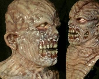 Friday the13th Comic Inspired Silicone Mask Jason Under Mask Zombie Mummy Mask