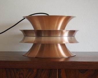Carl Thore copper pendant, swedish design
