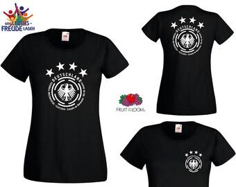 Germany World Champion  T-Shirt Lady Fit