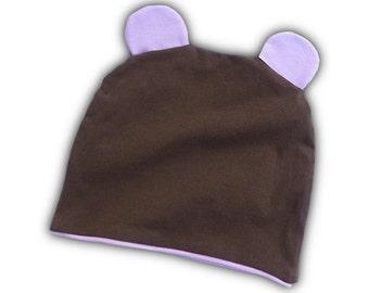 Beanie bear ear baby Hat Babybeanie Hat