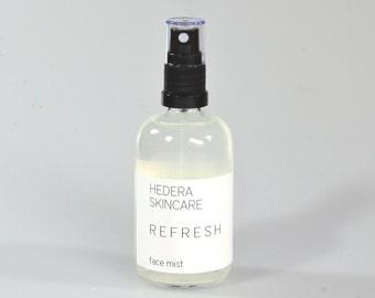 REFRESH face mist 100ml - vegan, organic, natural