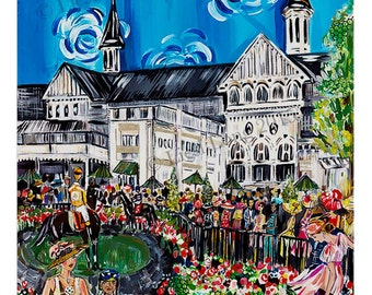 Kentucky Derby 2015 Print
