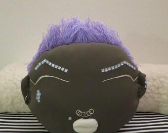 Doll pillow Punk