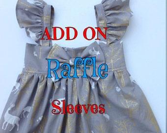 Add On Raffle Sleeves !!!