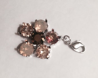 Crystal Daisy Attachment in any Color