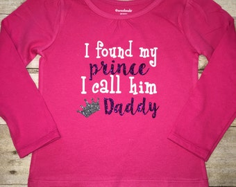I Found My Prince I Call Him Daddy