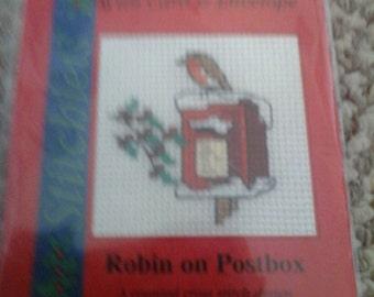 robin on postbox kit