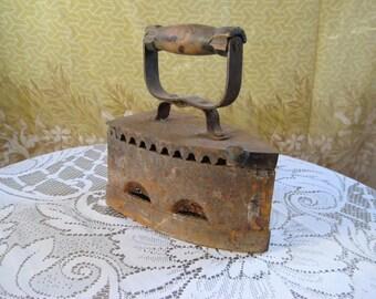 Antique Iron,coal Iron,Charcoal Iron,