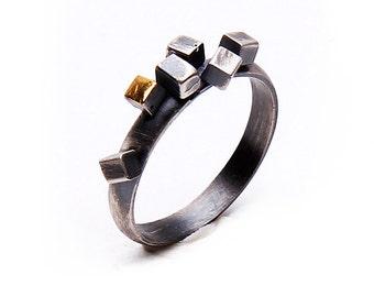 Tiramisu Jewelry Sterling Silver 925 Fashion Ring