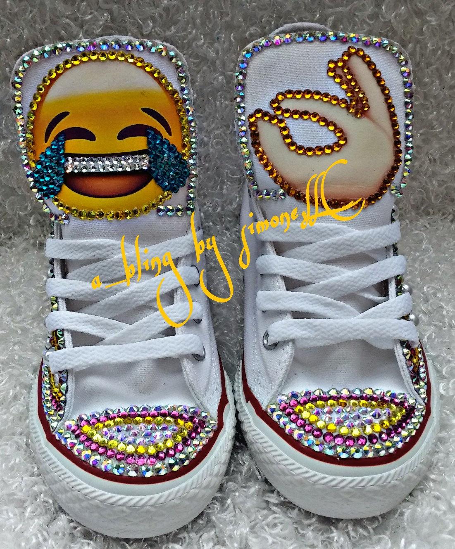 Acquistare converse emoji shoes