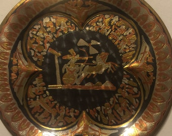 Egyptian Decorative Plate- Beautiful