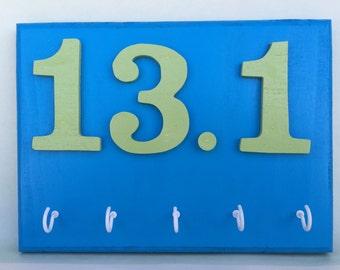 13.1 medal display