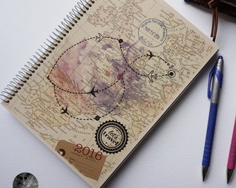 Agenda 2016 - Let's travel