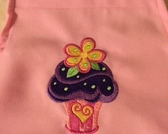 Adorable Cupcake Apron