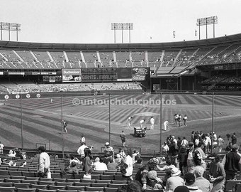Candlestick Park Photograph - Home Opening Day on April 12, 1998