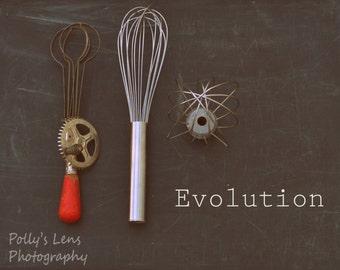 Kitchen Wall Art, Kitchen Photography, Whisks, Bakery Wall Art